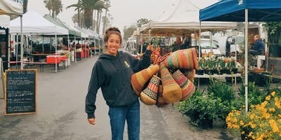 LA Food Bowl - Sunday Marina Farmers Market Tour!