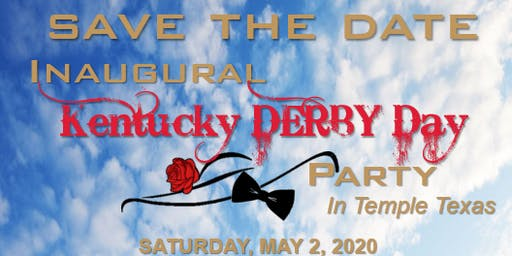 Inaugural Kentucky Derby Day Benefit Party 2020