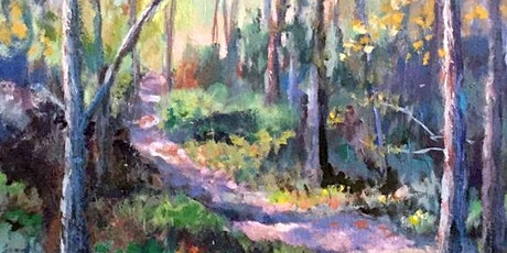 Impressionistic Landscape Painting tickets