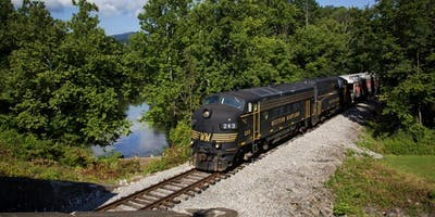 New Tygart Flyer Train Excursion