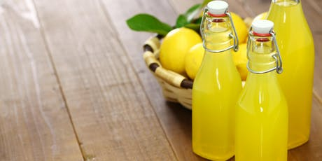 Limoncello Class - Small Great Event Series tickets