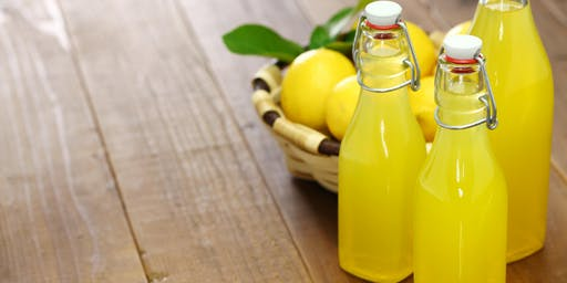 Limoncello Class - Small Great Event Series