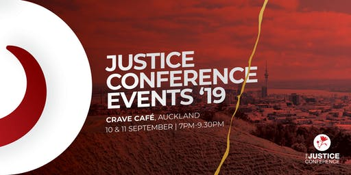 Justice Conference Events Auckland 2019