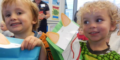 Encounter, Rhyme and Storytime Preschool Program Term 2, 2019 tickets