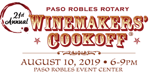 Paso Robles Rotary - 21st Annual Winemakers' Cookoff with Brews!