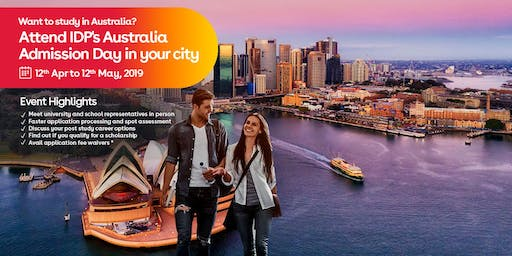 Study Abroad in Australia, Indian Students Apply for April/May 2019 in Lucknow