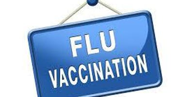 2019 NEVR Flu Vaccinations - Wodonga Tuesday 30 April