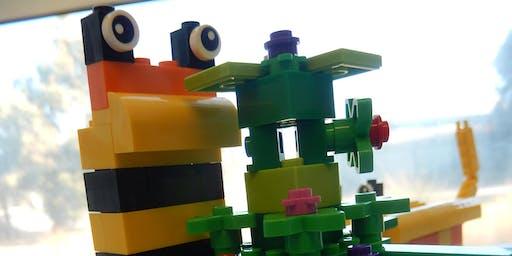 Lego Club; Where Books & Blocks Combine (Term 2, 2019)