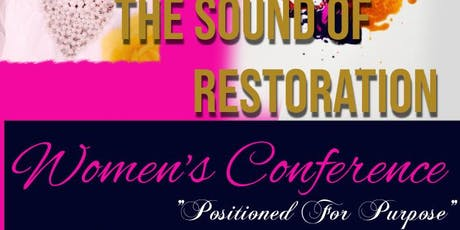 "PLM's 2019 ""The Sound of Restoration"" Women's Conference  tickets"
