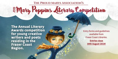 Mary Poppins Literary Competition  - Fraser Coast - School Age