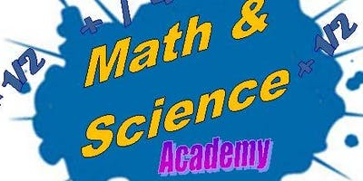 EAOP Math & Science Saturday Academy 2019 (FREE!)