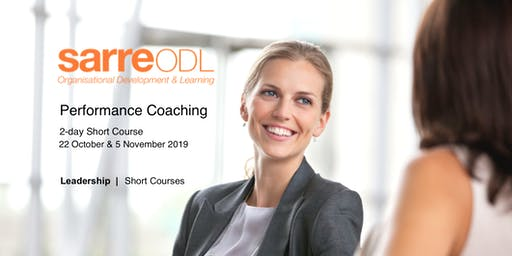 Performance Coaching  |  2-day Short Course