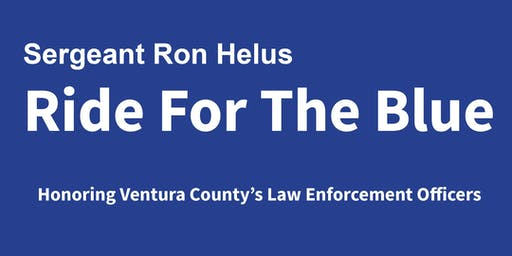 "Sergeant Ron Helus ""Ride For The Blue"""