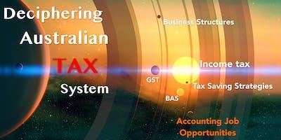 Australian Tax Workshop