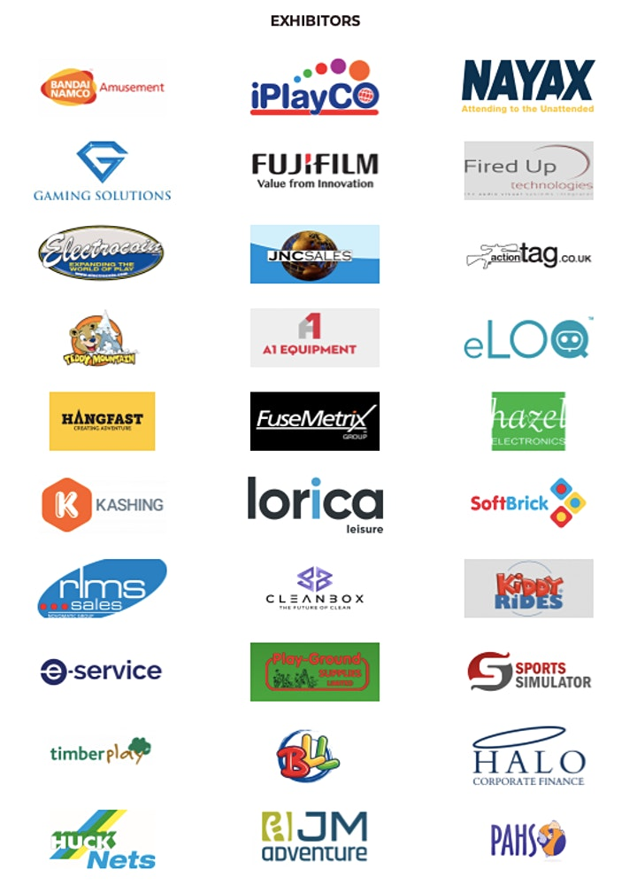 InterFun Expo for the active play, amusements and attractions industry image