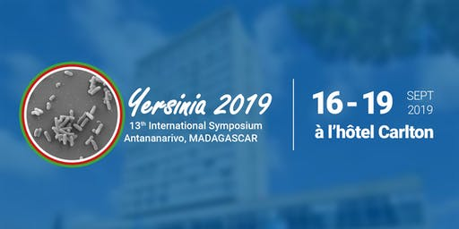 The 13th International Yersinia Symposium