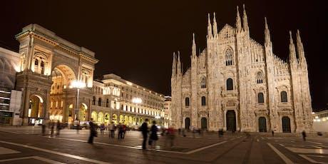 Sabato a Milano. Aperitivo in terrazza con dj set (English below) biglietti
