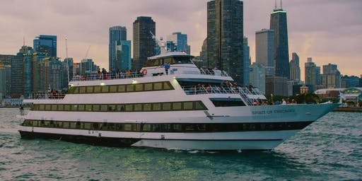 July 4th Fireworks Dinner Cruise (Buffet-Style) - Lake Michigan, Chicago