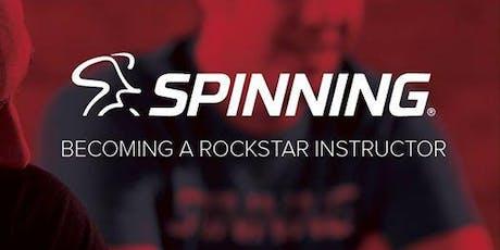 ROCKSTAR - Advanced Spinning® Certification: Bray (pre-reg) tickets
