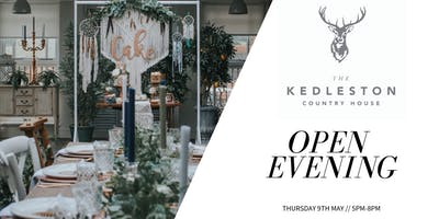 Open Evening at The Kedleston Country House