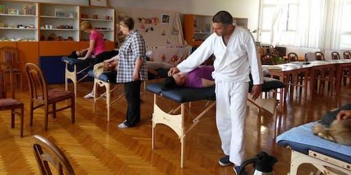 Formation pour professionnels: Tui Na Massage pour les enfants autistes ou avec paralysie cérébrale