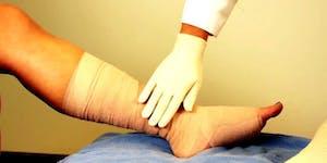 Leg Ulcer Management 2 day course - assessment &...