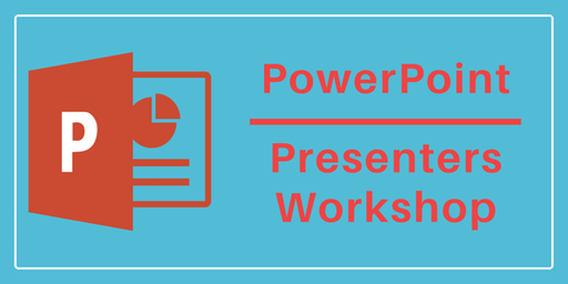 PowerPoint - Presenters Workshop. Master professional engagement skills