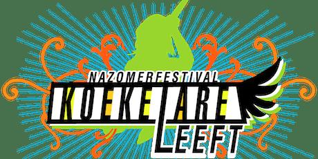 Koekelare Leeft 2019 tickets