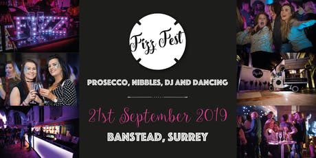Fizz Fest - Banstead tickets