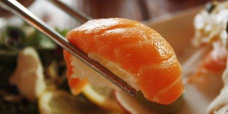 Kochkurs Sushi selbstgemacht - mit der Sushi-Meisterin Kaoru Iriyama Tickets