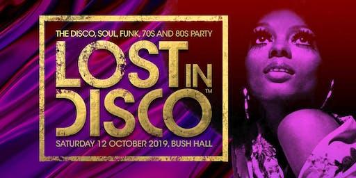 Lost In Disco