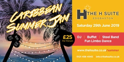Caribbean Summer Jam Party