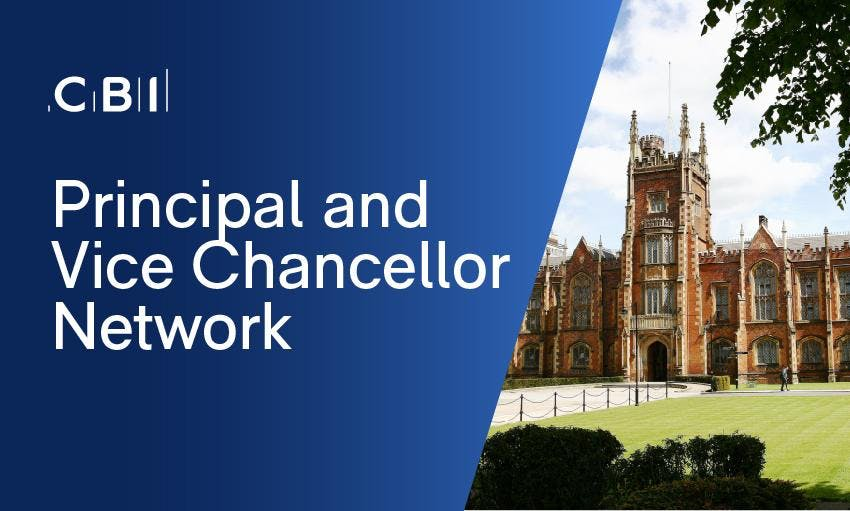 Principal and Vice Chancellor Network - Scotland