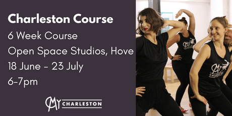 6 Week Charleston Course at Open Space Studios, Hove tickets