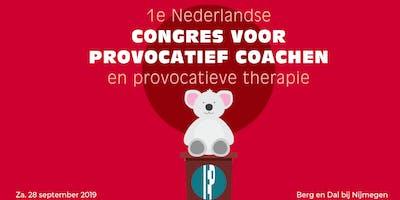 Nederlands Congres voor Provocatief Coachen en Therapie