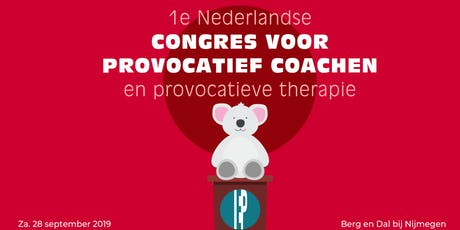 Nederlands Congres voor Provocatief Coachen en Therapie tickets