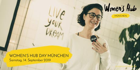 WOMEN'S HUB DAY MÜNCHEN 14. September 2019 tickets