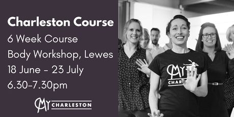 6 Week Charleston Course at The Body Workshop, Lewes tickets