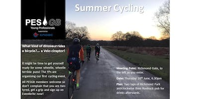 PESGB YP Summer Cycling Social