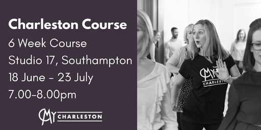6 Week Charleston Course at Studio 17, Southampton