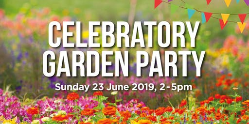 Celebratory Garden Party