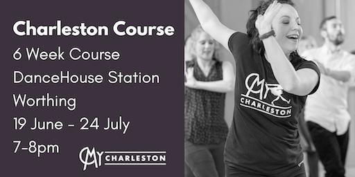 6 Week Charleston Course at DanceHouse Studios, Worthing