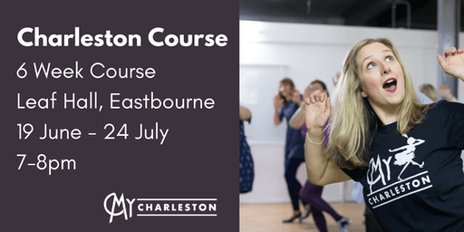 6 Week Charleston Course at Leaf Hall, Eastbourne