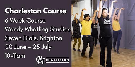 6 Week Charleston Course at Wendy Whatling School of Dance, Brighton
