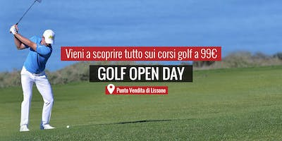 MAXI SPORT | Golf Open Day Lissone 8 settembre 2019