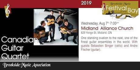 Canadian Guitar Quartet tickets