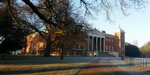 Yoga in Osterley House