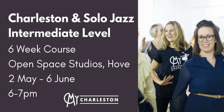 Intermediate Charleston &  Solo Jazz Course at Open Space Studios, Hove tickets