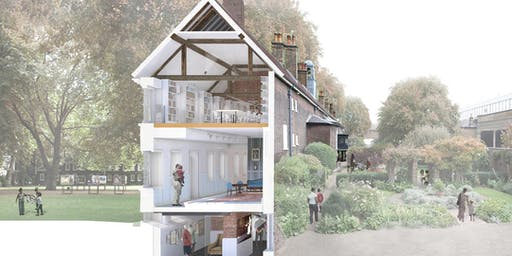 Unlocking the Geffrye Museum of the Home: Hard-hat tours with our architects