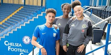 Women's Football Academy Trials 2019 tickets